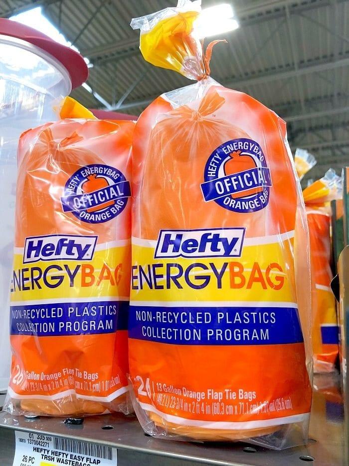 hefty energy bags