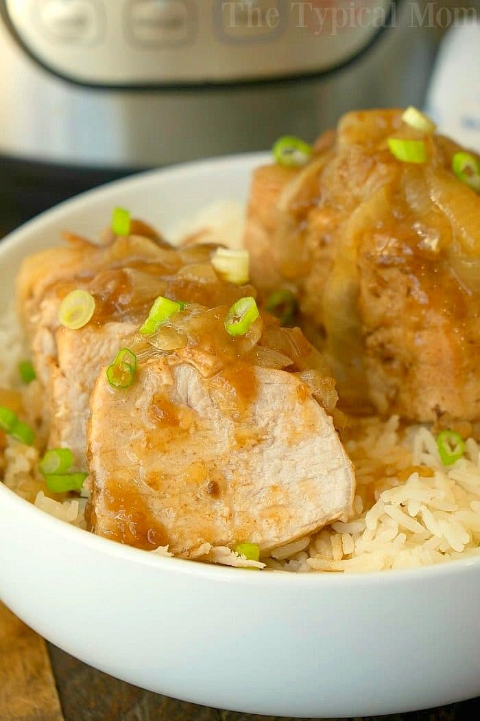 instant pot pork recipe