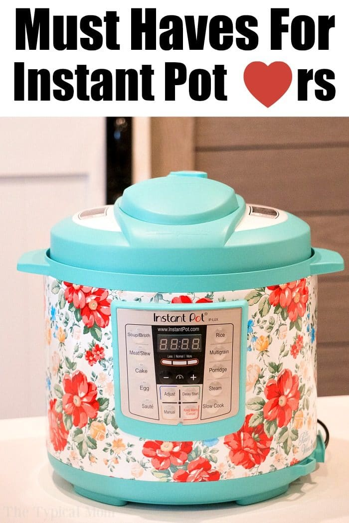 Swell Best Instant Pot Accessories The Typical Mom Home Interior And Landscaping Ologienasavecom