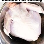 pressure cooker turkey 2
