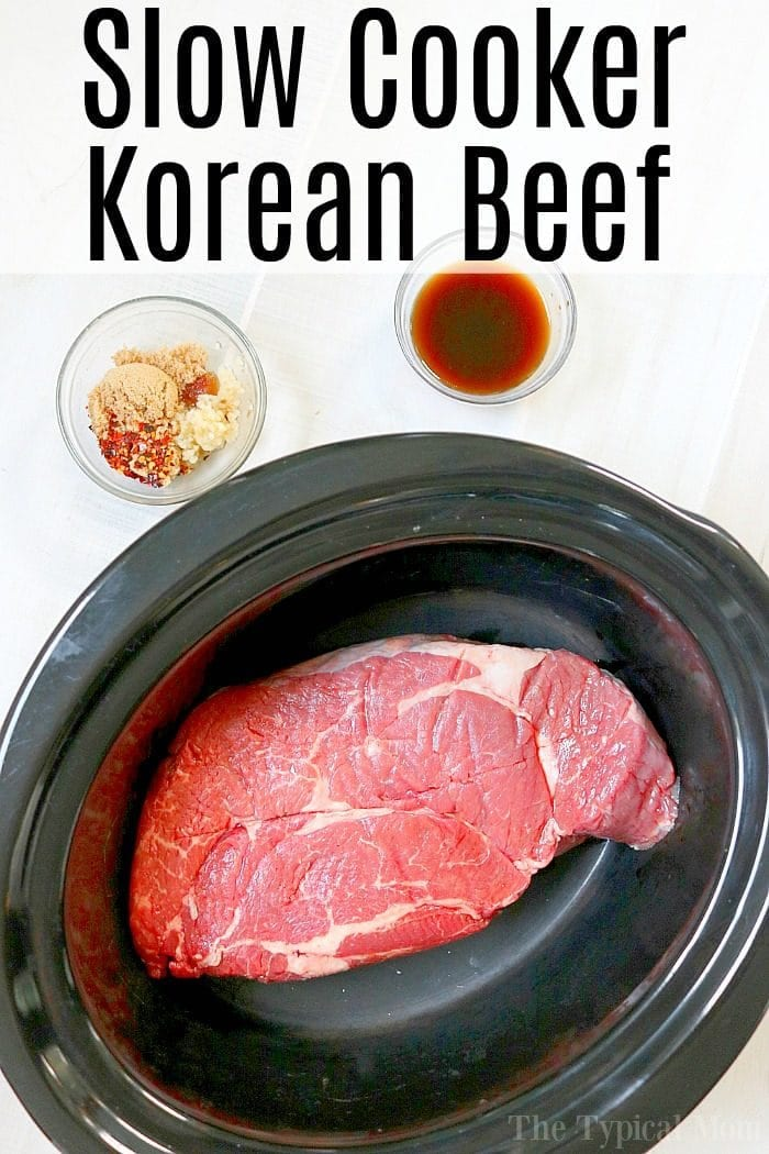slow cooker korean beef 2