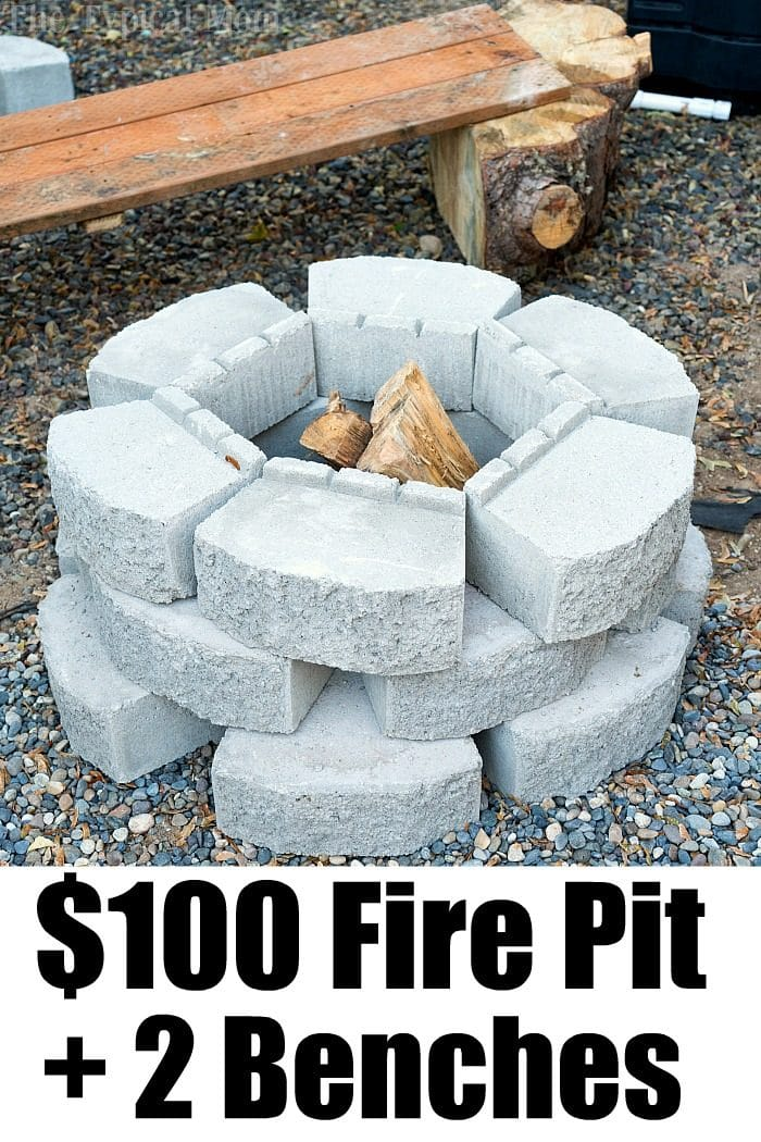 Cheap Fire Pit Ideas 2