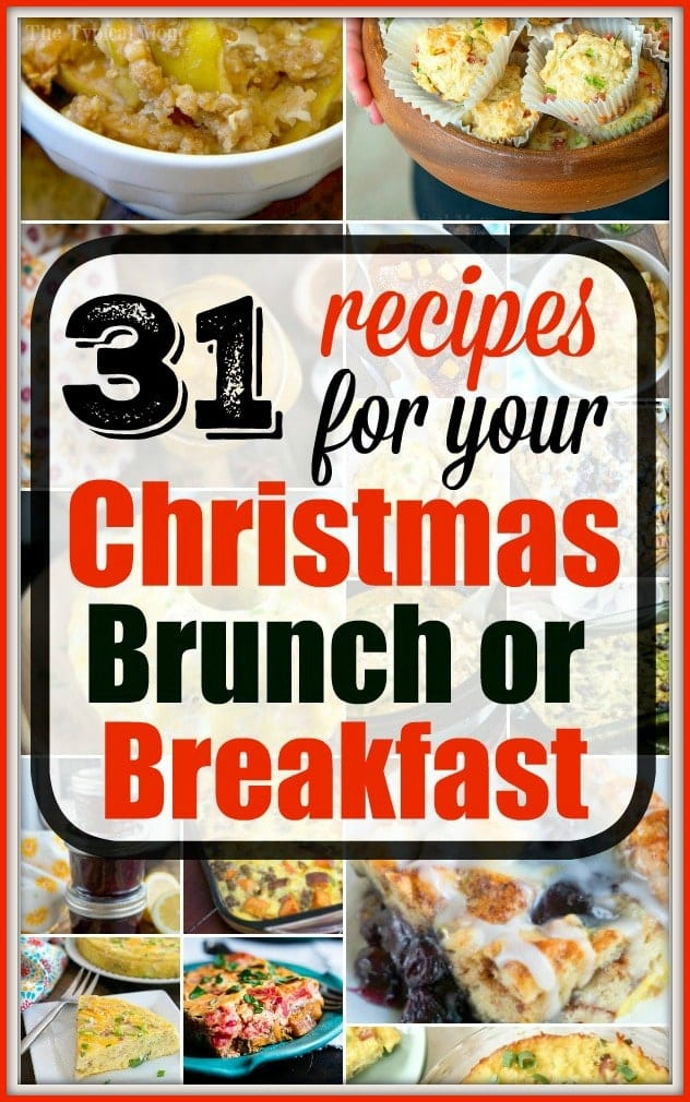 christmas breakfast menu 2