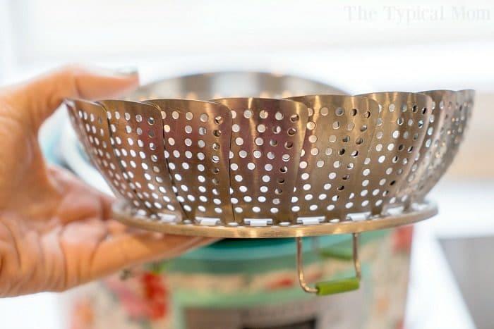 instant pot vegetable steamer basket