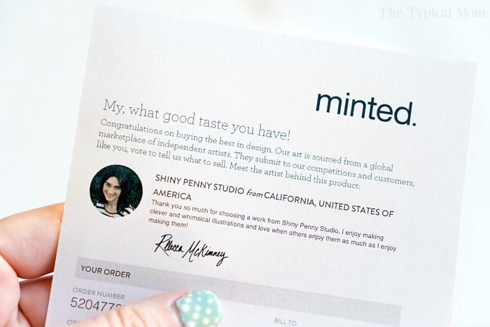 minted promo code
