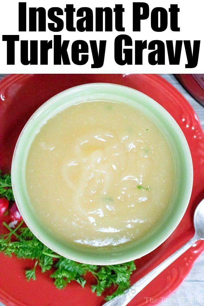 pressure cooker gravy