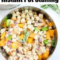 pressure cooker stuffing
