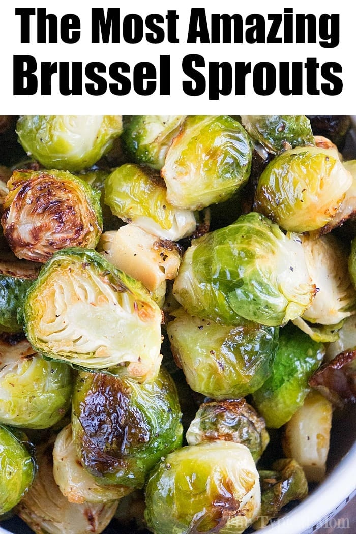 Easy Brussel Sprouts 3