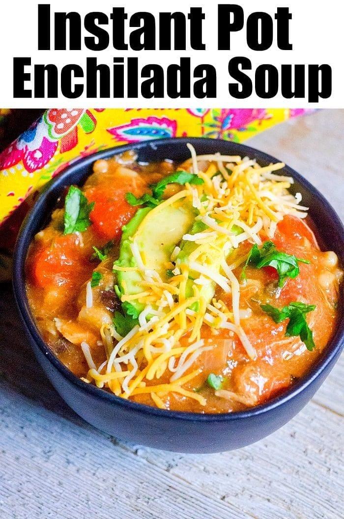 Instant Pot Turkey Soup 2