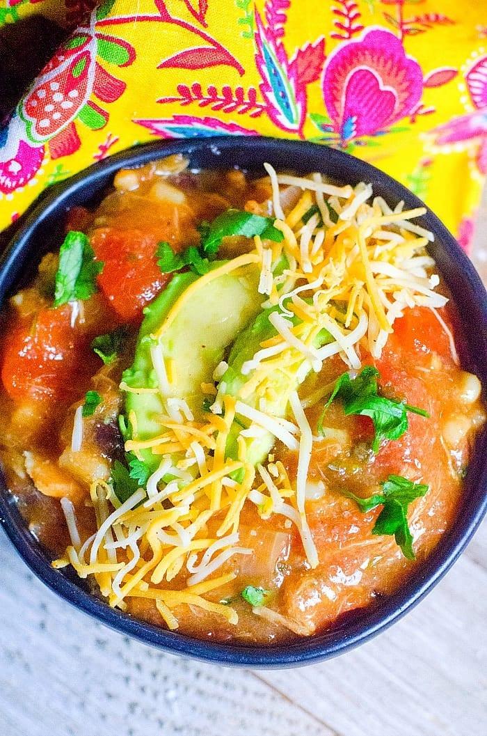 Instant Pot Turkey Soup
