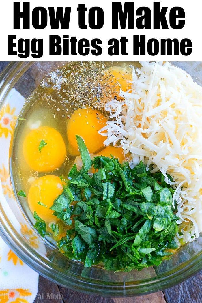 Pressure Cooker Egg Bites 2
