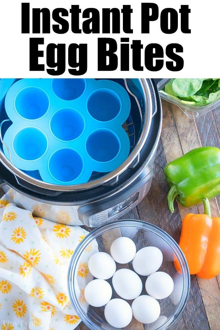 Pressure Cooker Egg Bites
