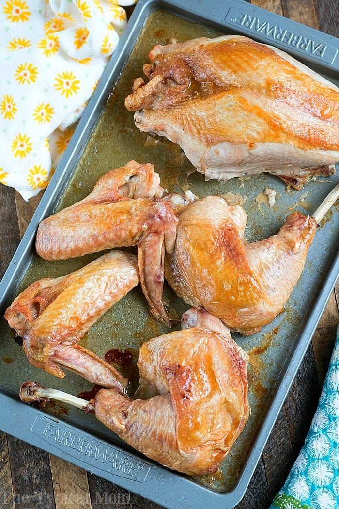 Sheet Pan Turkey
