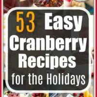 best Cranberry Recipes