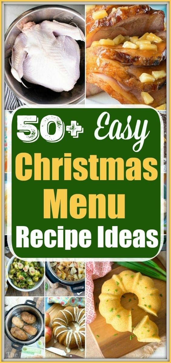 Christmas Brunch Menu.Christmas Brunch Menu The Typical Mom
