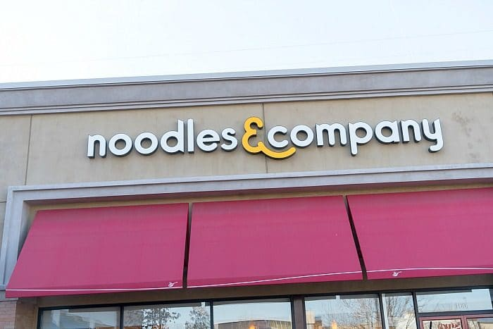 image about Noodles and Company Printable Menu known as Noodles and Business enterprise · The Regular Mother