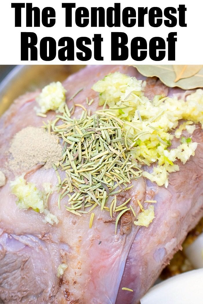 best roast beef recipe