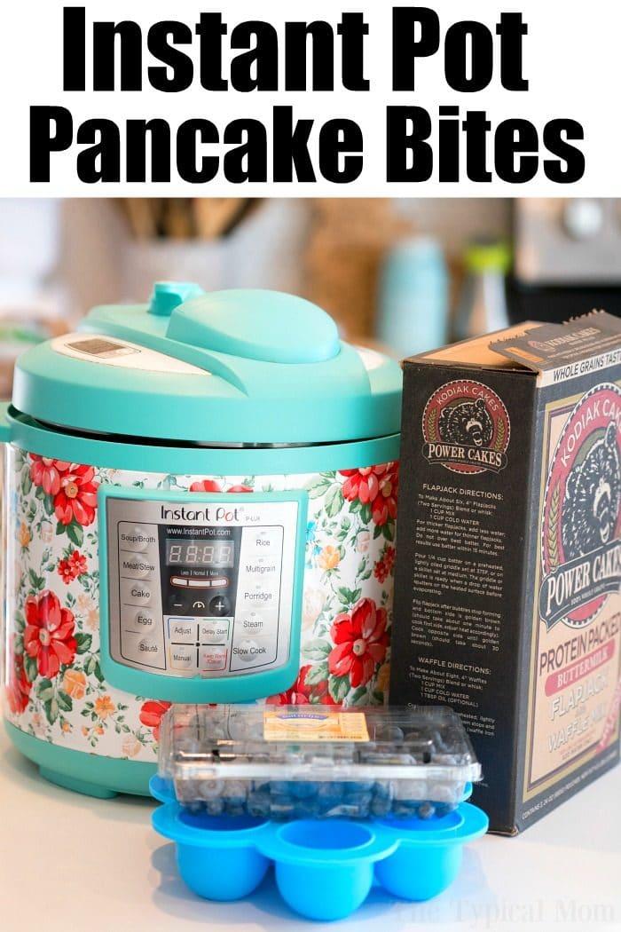 instant pot pancake bites 2