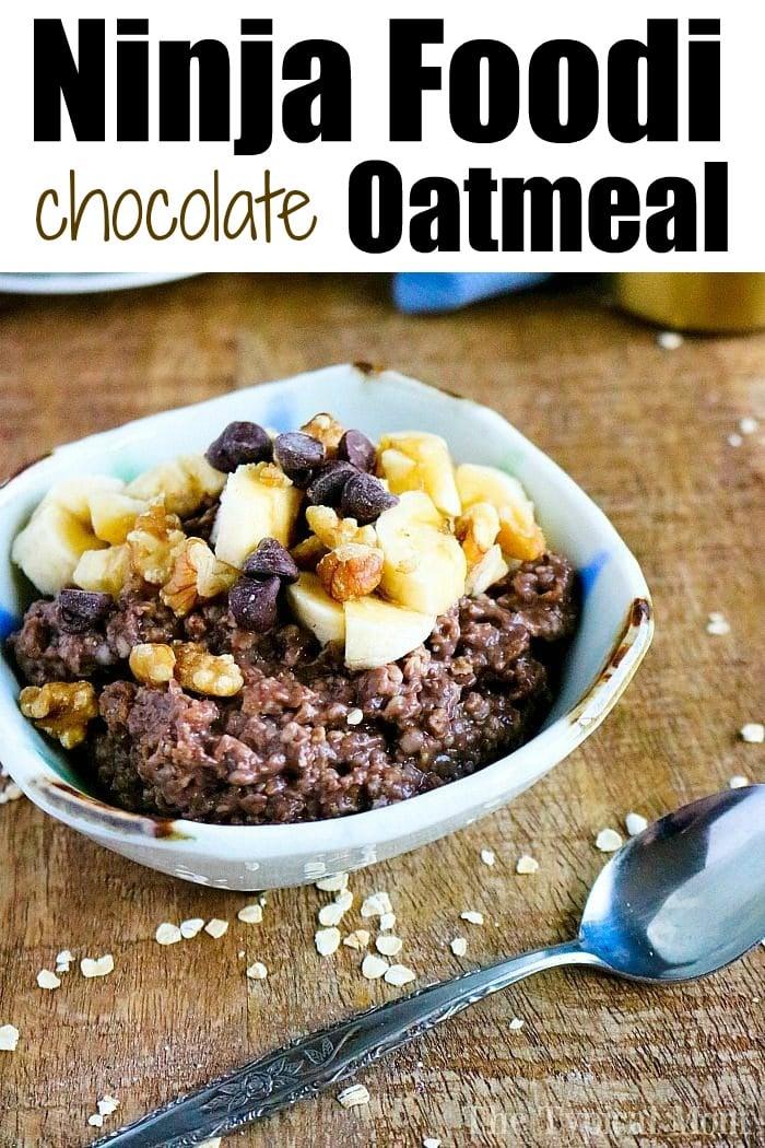 ninja foodi oatmeal