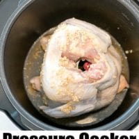 Pressure Cooker Beer Can Chicken 2