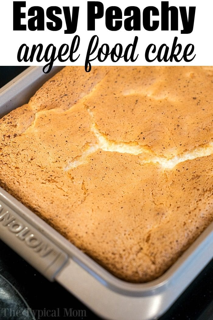 angel food cake recipes 2