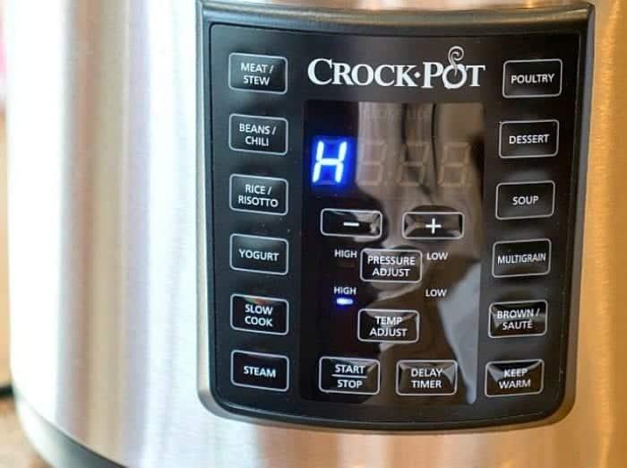 crockpot express