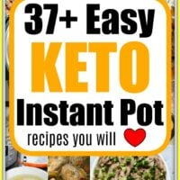 keto instapot recipes