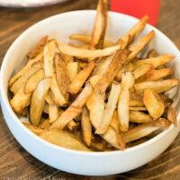 ninja foodi fries