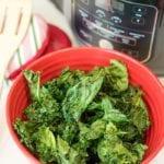 ninja foodi kale chips