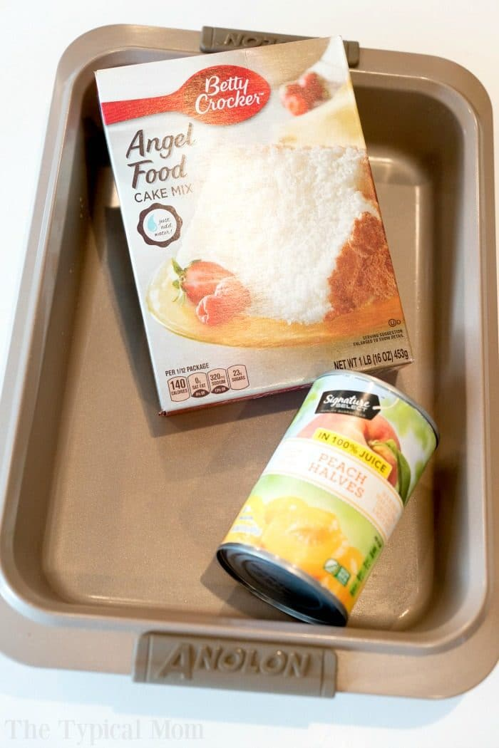 peach angel food cake 2