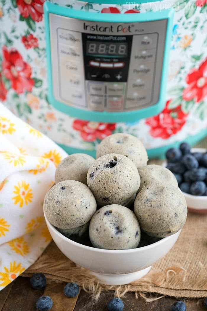 pressure cooker muffins