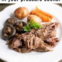 pressure cooker roast beef 2
