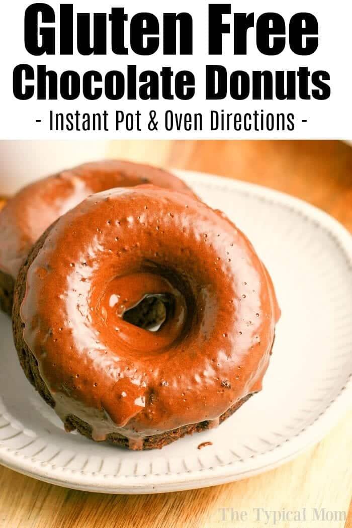 Gluten Free Baked Donut Recipe 3