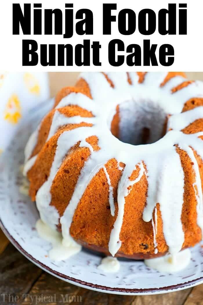 Ninja Foodi Cake