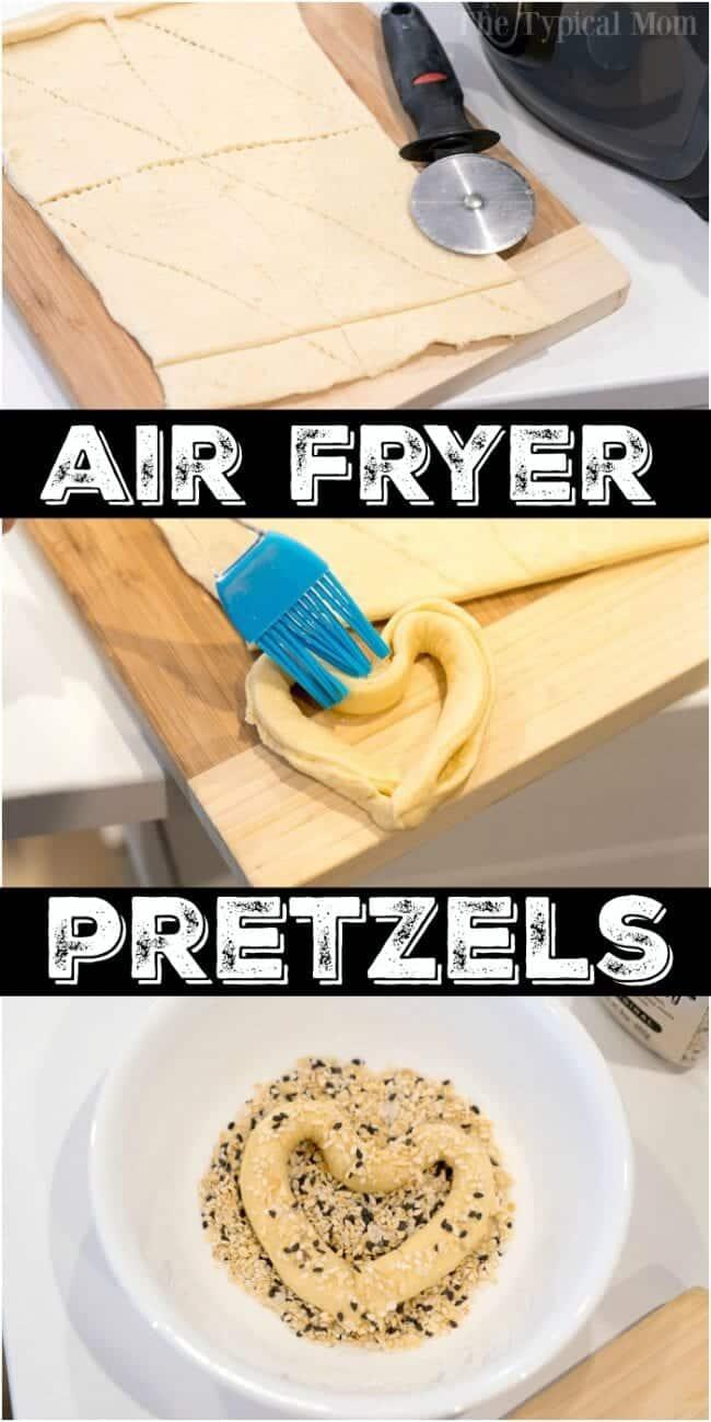 air fryer pretzel bites 2