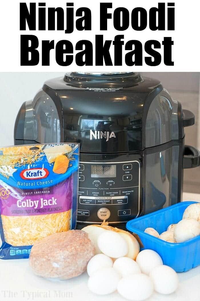 ninja foodi breakfast 2