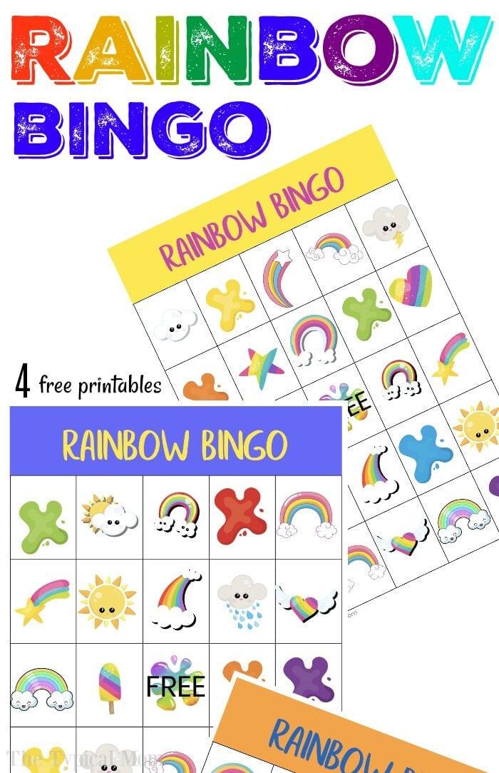 rainbow bingo 2