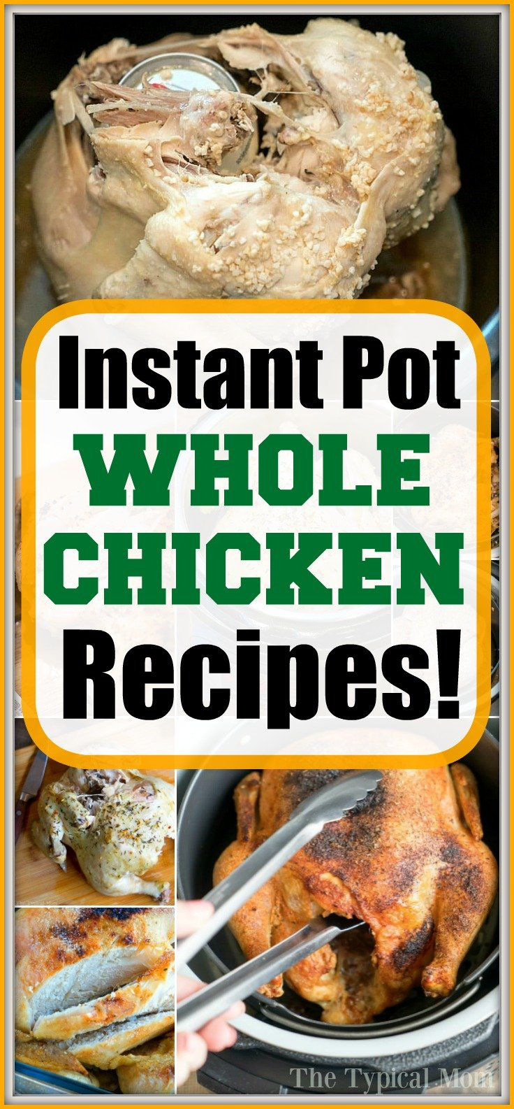 whole chicken in instant pot