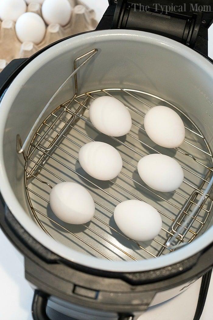 Air Fryer Hard Boiled Eggs 2