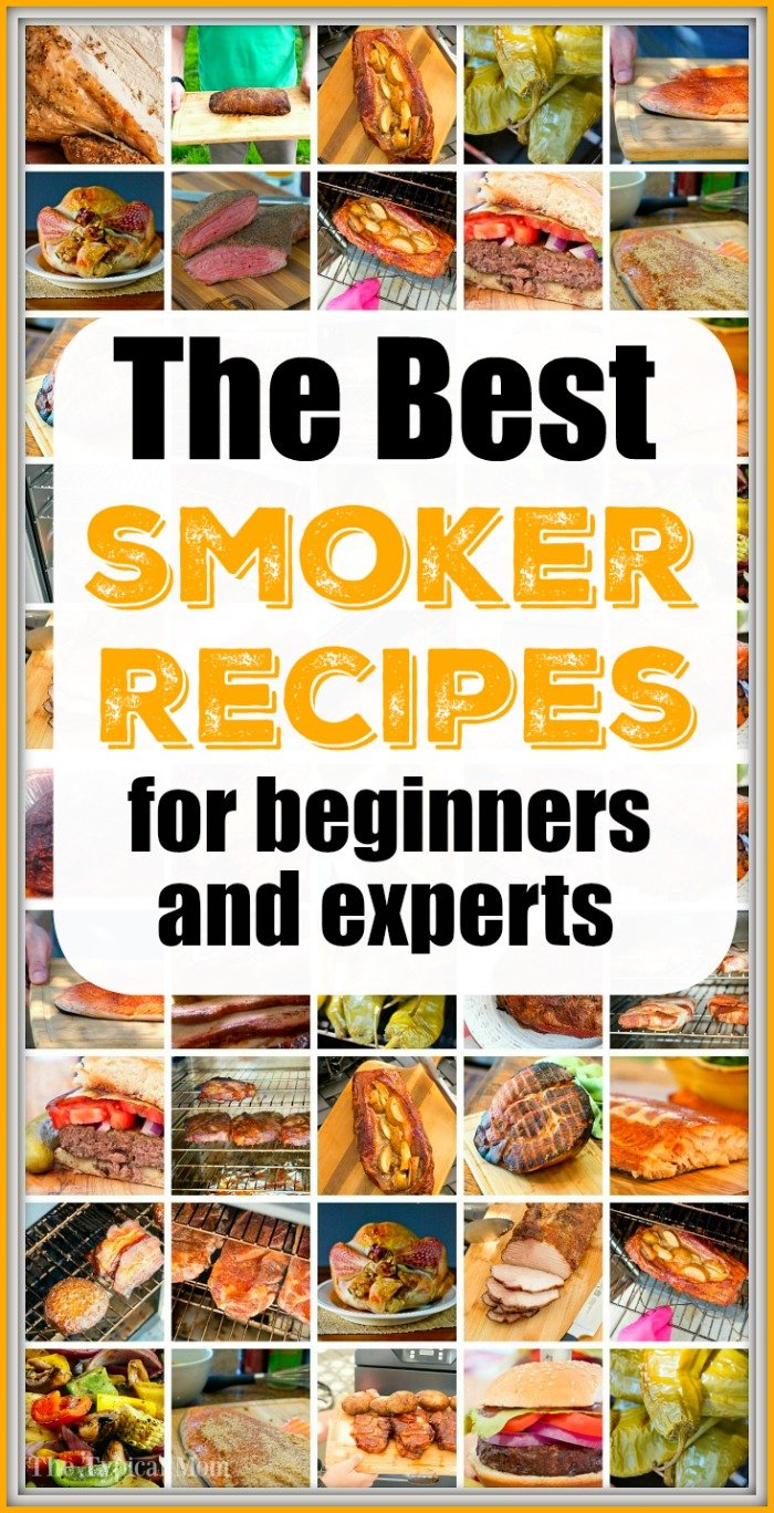 Easy Smoker Recipes