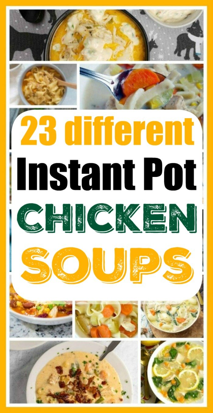 Pressure-Cooker-Chicken-Soup-Recipes