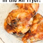 air fryer chicken thighs 2