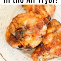 air fryer chicken thighs 2