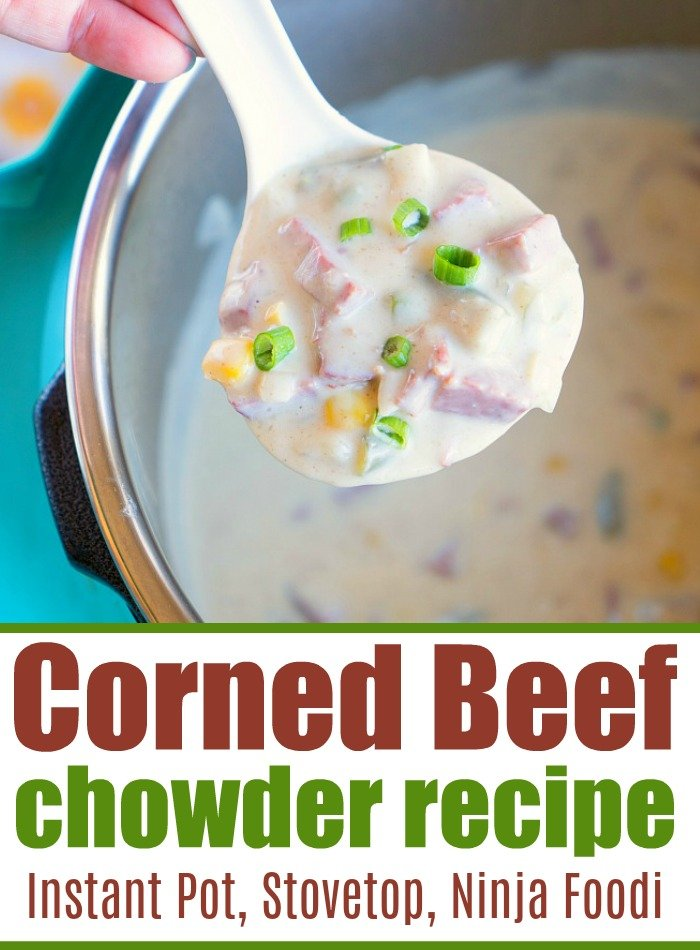 leftover corned beef recipe