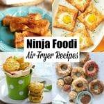 ninja foodi air fryer recipes