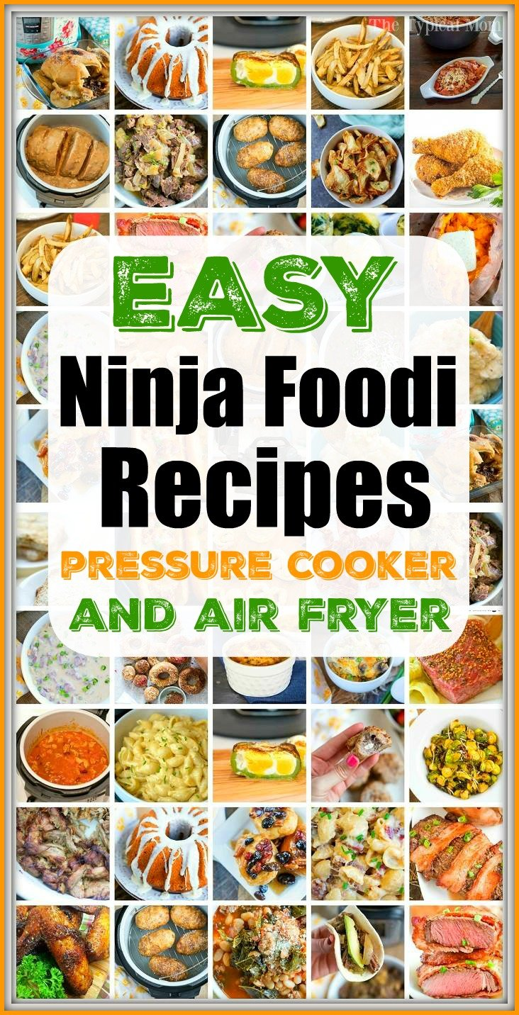 72 Easy Ninja Foodi Recipes Instructions On How To Use The Foodi