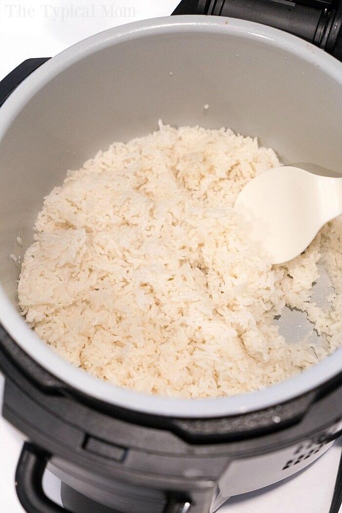 ninja foodi white rice
