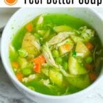 instant pot feel better soup