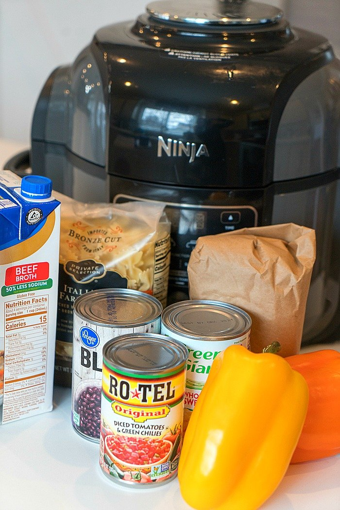 ninja foodi recipes