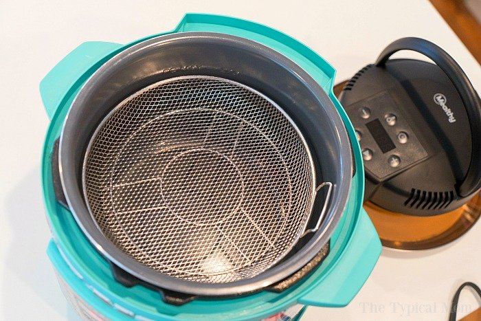 How to Turn an Instant Pot Into an Air Fryer 2